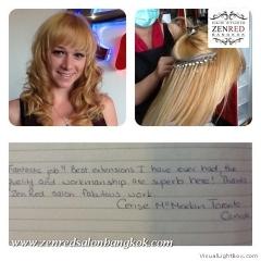 Best Hair Extensions in Bangkok