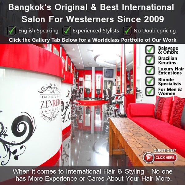 Zenred Salon Bangkok Hair Beauty